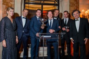 Sander van Zantvliet wint weer Prix Culinaire Le Taittinger 2018 Benelux