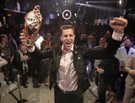 Orlando Marzo World Class Bartender of the Year 2018