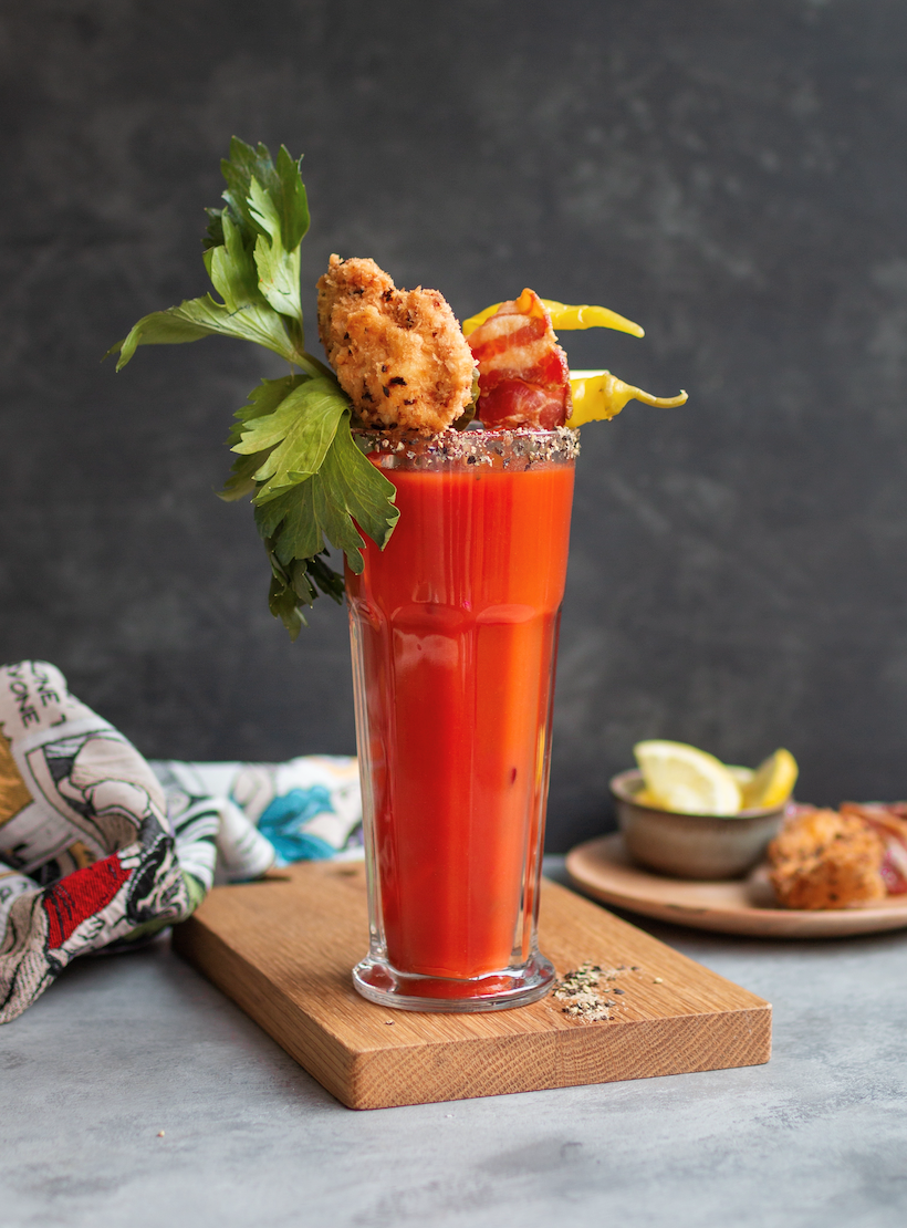 Recept Bloody Ridiculous
