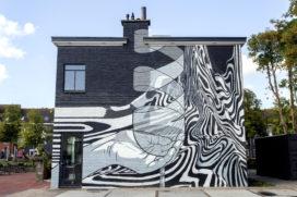 Horecainterieur: Glaswerk in Den Haag