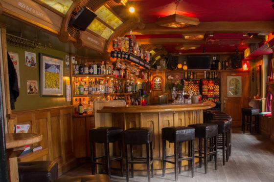 Café Top 100 2018 nr. 62: De Poort van Cleef, Sneek