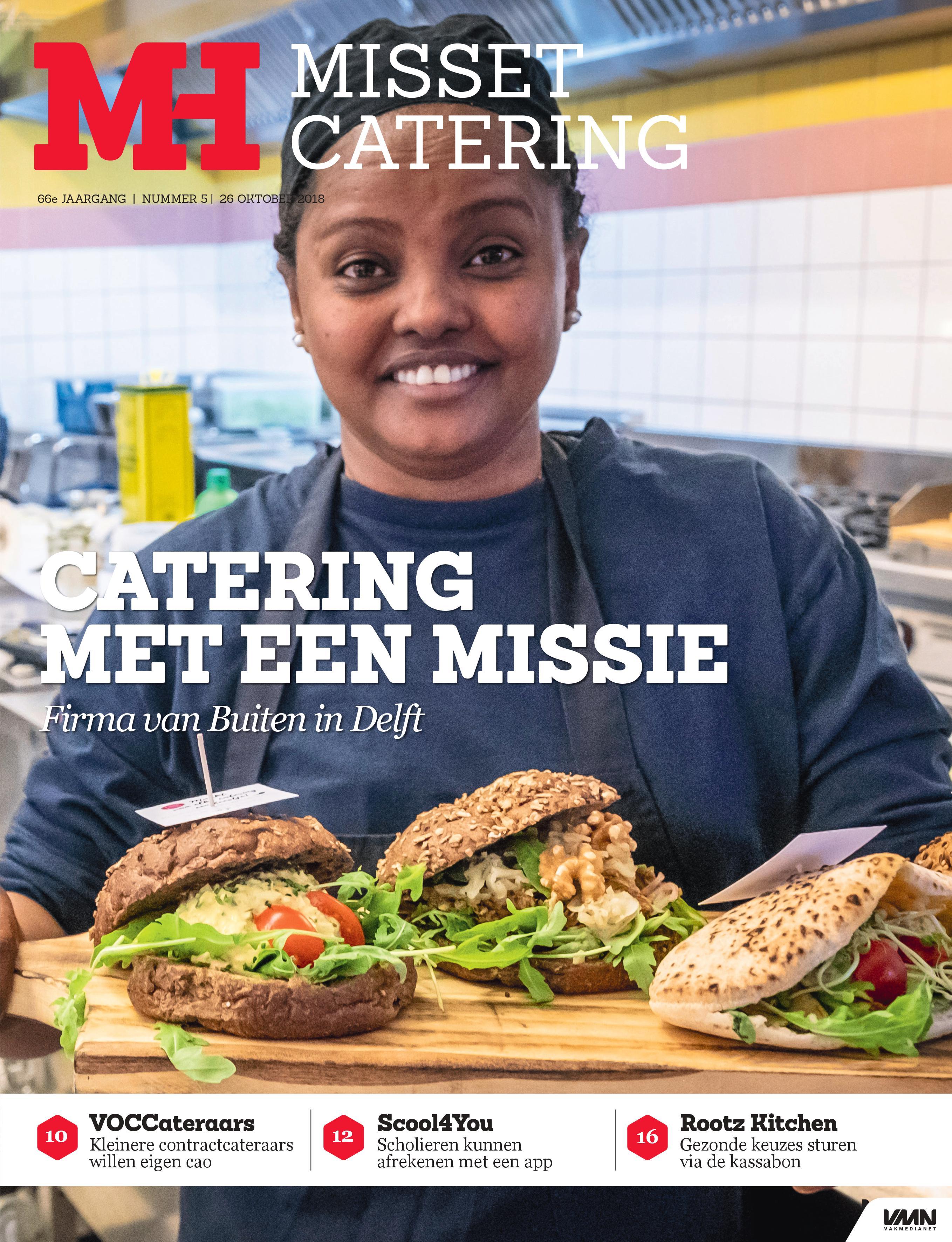 Misset Catering nummer 5 2018