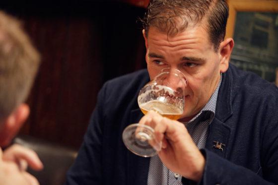 Gastjurylid en eigenaar van café Bar Le Duc: Jan van Kollenburg.