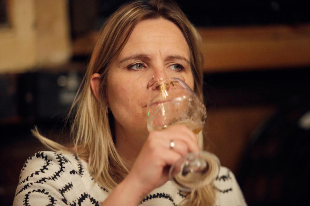 Fiona de Lange.