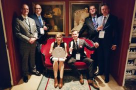 Hotelschool The Hague wint Worldwide Hospitality Award