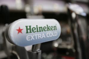 Heineken verhoogt pilsprijs 2019 horeca met gemiddeld 3,7 procent