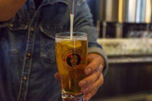 Reportage bij bierbrouwer La Virgen: 'Madrid verdient goed bier'