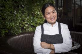 Eveline Wu: 'Ik ben nog nooit zo bang geweest'