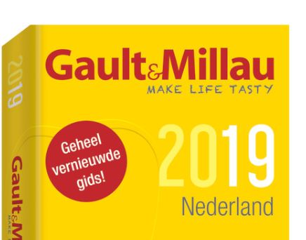 De Absolute Top van GaultMillau 2019