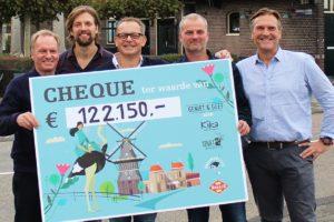 Recordopbrengst bier Geniet & Geef 2018: €122.150
