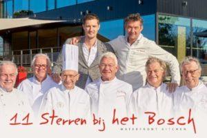 Oud sterrenchefs koken weer voor even in restaurant Het Bosch