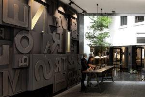 INK Hotel Amsterdam wint European Best Luxury Modern Hotel Award