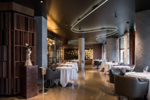 Internationale award voor interieurontwerp sterrenrestaurant Fred Rotterdam