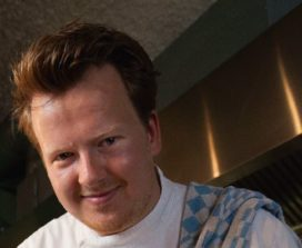 Jim de Jong: Jonge Topchef van het jaar GaultMillau 2019