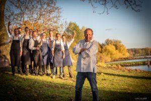 Jubilerend Restaurant 't Kalkoentje lid van Euro-Toques