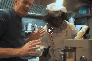 Restaurant Klaas: weer succesvolle inzet van video 'Klaas en de appeltaartpiet'