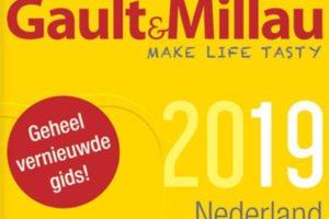 Lancering Gault&Millau gids en uitreiking awardwinnaars staat voor de deur