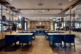 Restyling Carlton President Hotel voltooid met opening restaurant One24