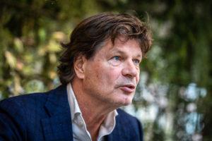 Paul Hermanides: 'In Hotel Arena komt mijn geschiedenis samen'