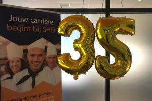 Stichting Horeca Onderwijs bestaat 35 jaar