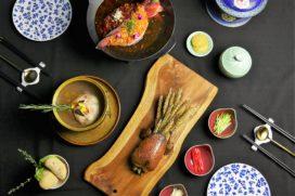 Restaurant Zheng serveert Chinese gerechten op traditionele en ceremoniële wijze