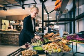 Albron introduceert circulair cateringconcept