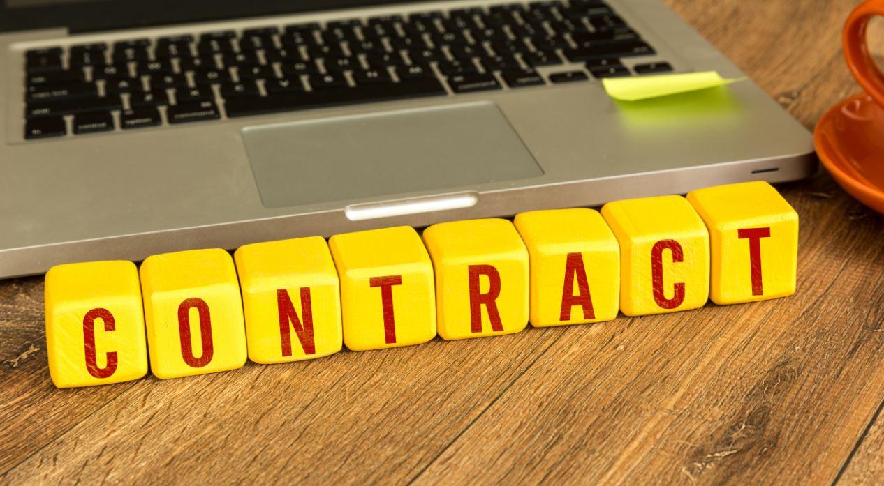 Hoe zit het met contracten