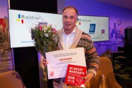 René Bogaart Meest Markante Horecaondernemer van Zuid-Holland-Noord