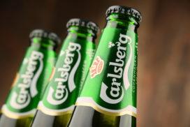 Speciaalbier en alcoholvrij stuwen Carlsberg