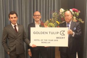 Golden Tulip Weert en Tulip Inn Eindhoven beste van de groep