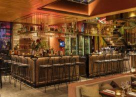 Horecainterieur: 'Latin inspired' restaurant Tabú in Leiden