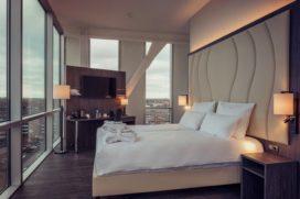 Best Western Plus Almere Plaza opent begin 2019