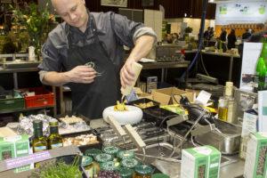 Bio-beurs inspireert tot duurzaam koken