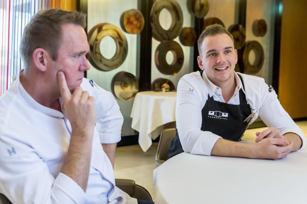 Erik en Julien van Loo