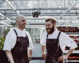 Wim de Beer en Jos Timmer nieuwe eigenaren Restaurant De Kas