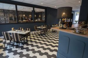 Horecainterieur: Harries Wine & Deli in Rotterdam