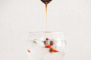 Cocktailrecept: Perfect serve Infinity Gin-Tonic