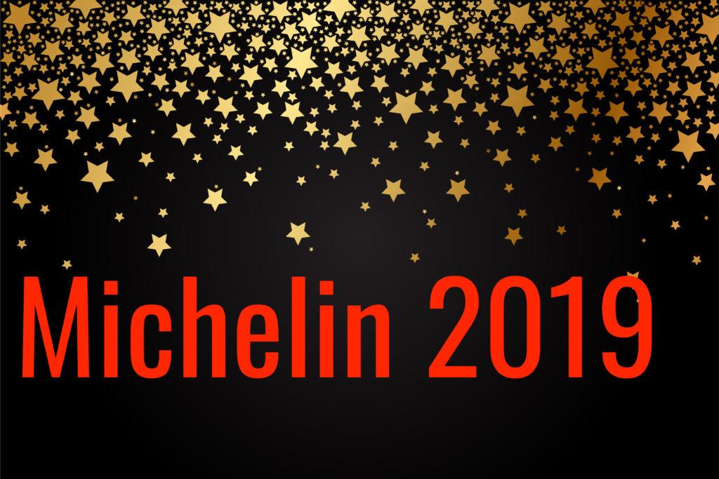 Michelinsterren 2019