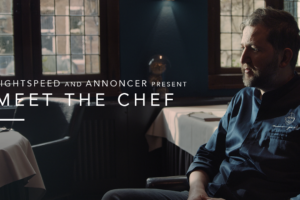 Zes topchefs in nieuwe online docuserie 'Meet the Chef'