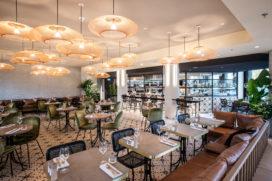 De vier keukens van QO hotel