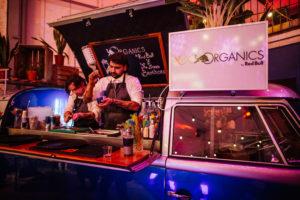 Organics: nieuwe biologische frisdranken van Red Bull