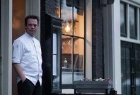 Sterchef Rogier van Dam tekent voor nieuwe kaart Calf & Bloom