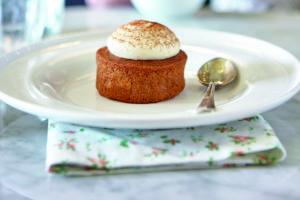 Traiteur de Paris biedt innovatief formaat carrot cake