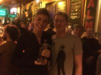 Video Café Top 100: Dick Wildeman Trofee voor Huppel the Pub