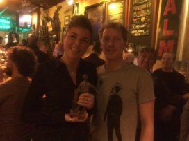 Video Café Top 100: Dick Wildeman Trofee voor Huppel the Pub