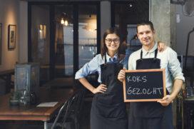 KHN: 'Horecaondernemers positief, personeelstekort baart zorgen'