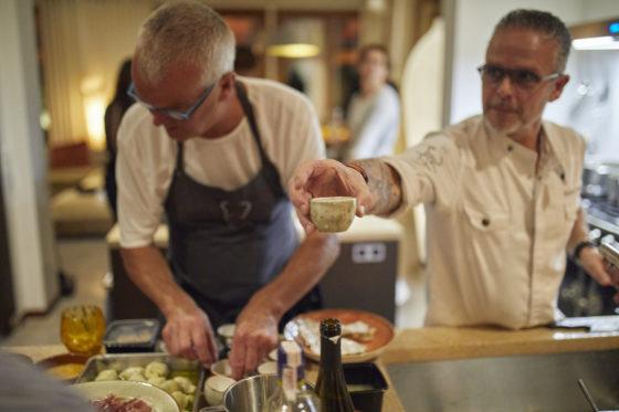 Les Patrons Cuisiniers: chefs koken met NL-gasten op Mallorca