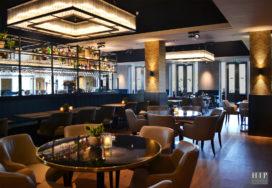 Horecainterieur: nieuw design Grand Café Hof van Saksen
