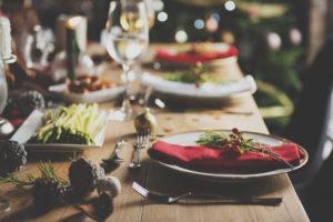 Onderzoek: 61 euro voor een vijfgangen kerstdiner en hert doet het goed