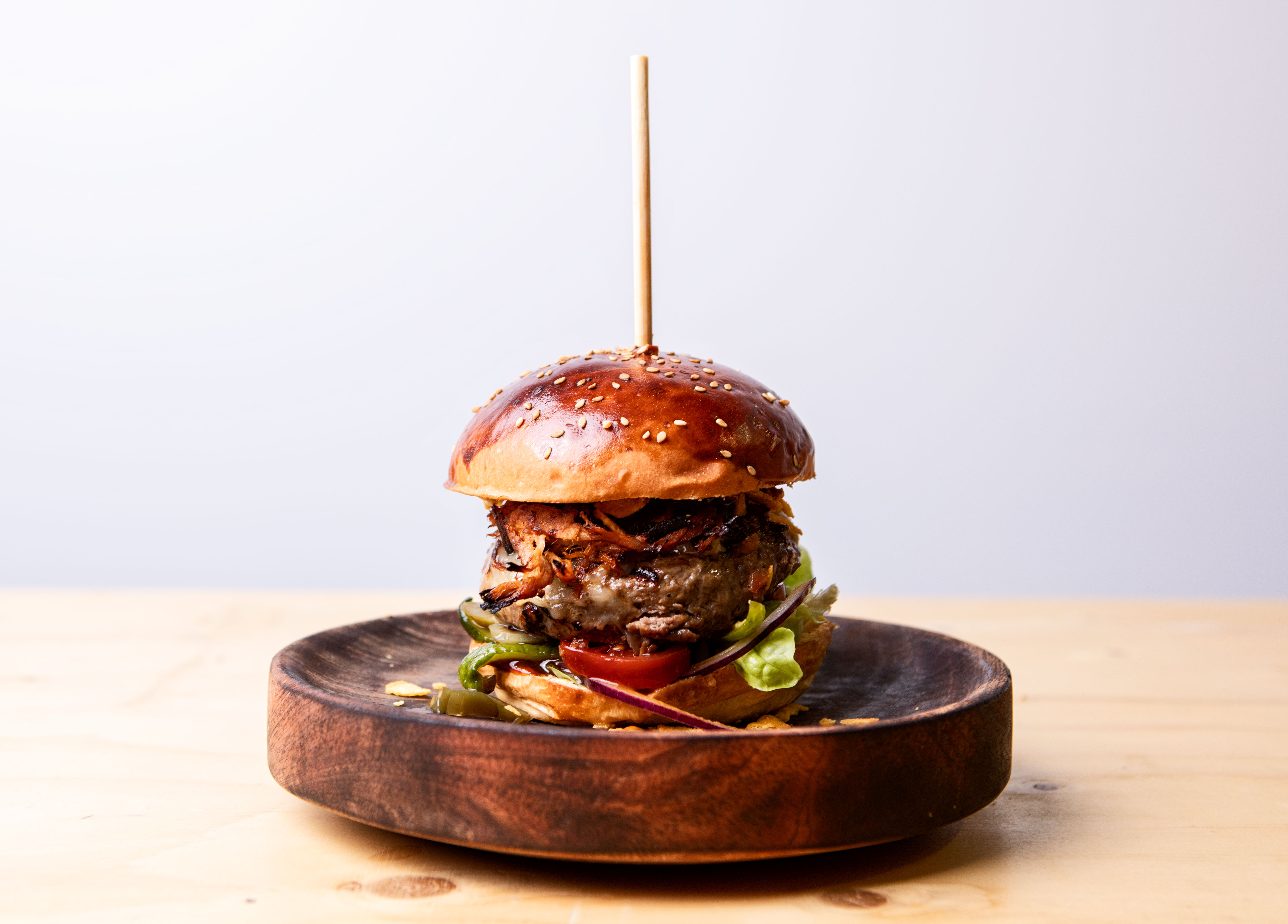 Lekkerste Hamburger